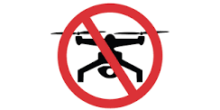Aircraft and drone alert