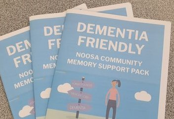 Qld Ambulance Service – Dementia Friendly pack