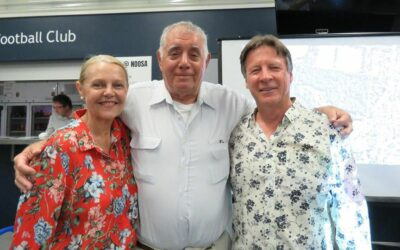 MP Media – Noosa Residents and Rate Payers wrap up