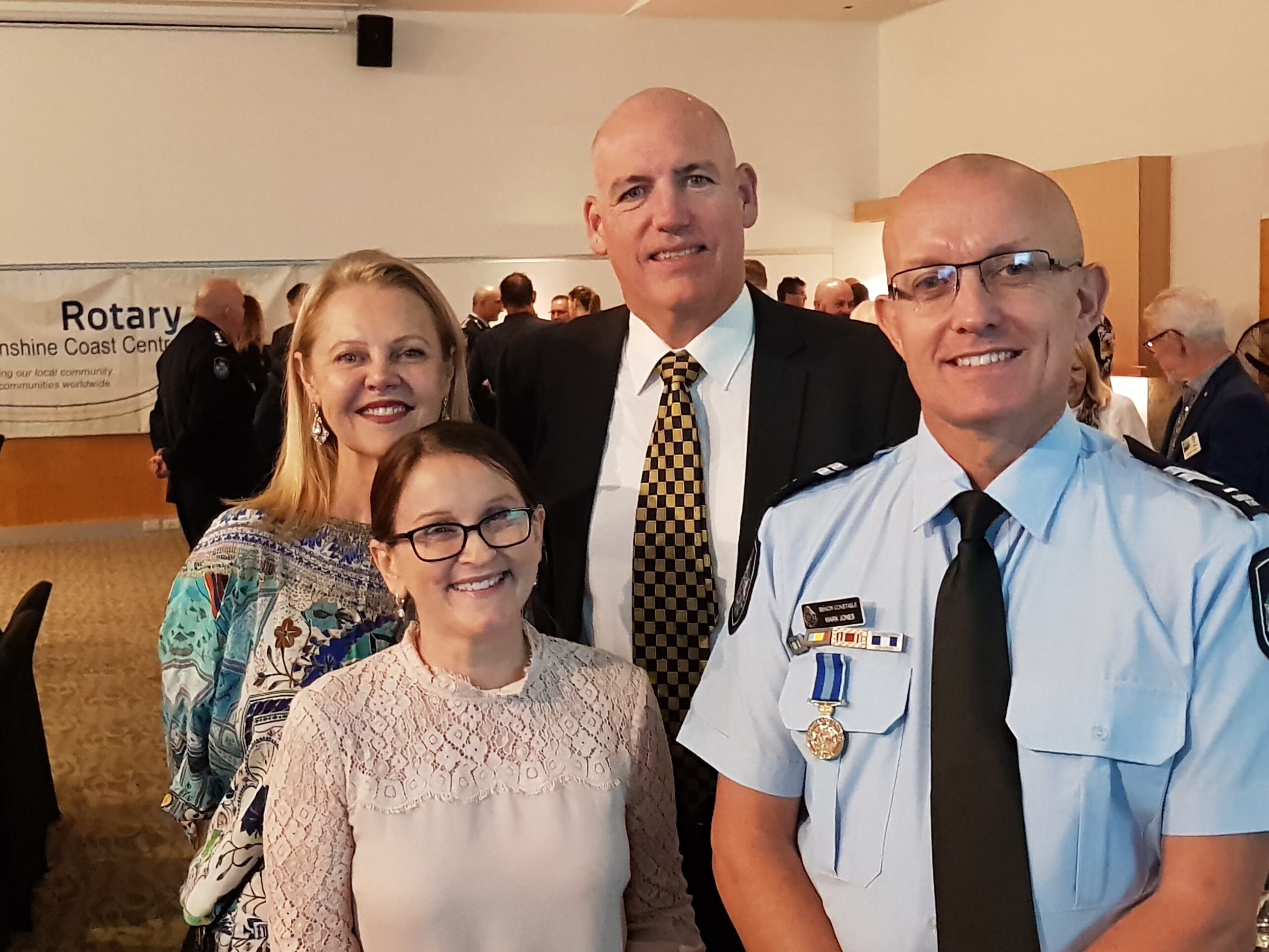 QPS Police of the Year awards